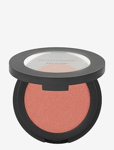 Gen Nude Powder Blush - rouge - peachy keen