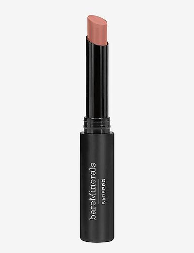 barePRO Longwear Lipstick Peony - læbestift - peony