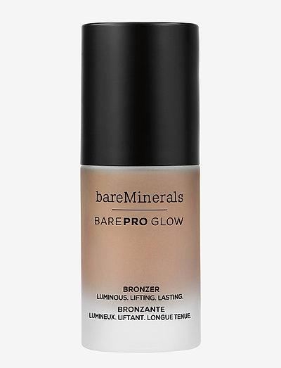 barePRO Glow Bronzer Faux Tan - bronzer - faux tan