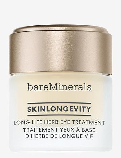 Skinlongevity Long Life Herb Eye Treatment - Øjencreme - no colour