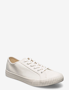 Bata Bullets Low Can - WHITE