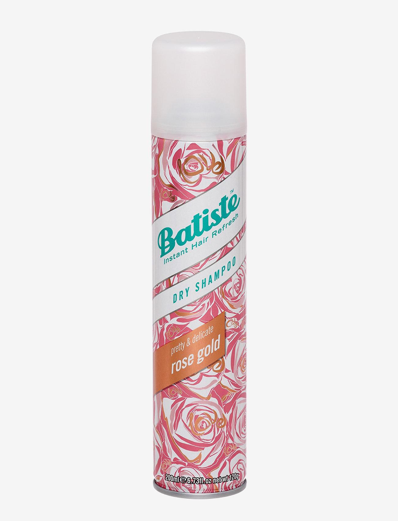 Batiste - Batiste Rose Gold - kuivashampoo - no colour