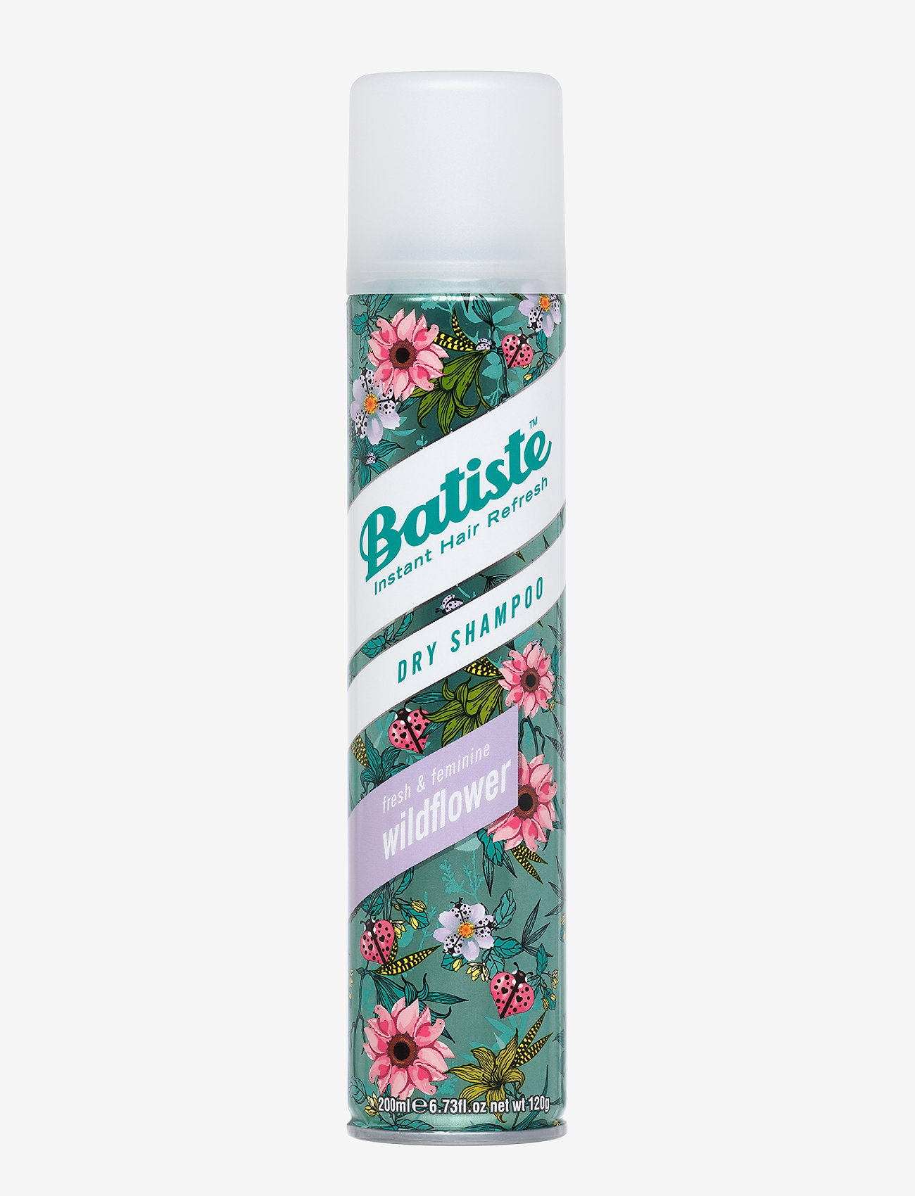 Batiste - Batiste Wildflower - kuivashampoo - no colour