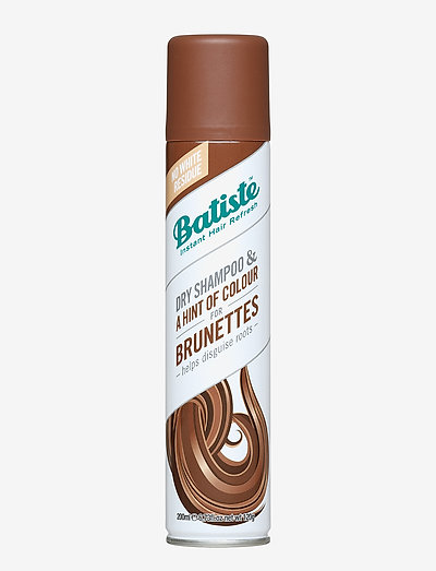 Batiste Hint of Colour Medium Brunette - tørrshampo - medium brunette