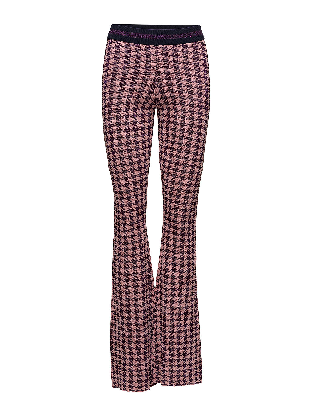 Baum und Pferdgarten CONNIE - ROSE PURPLE HOUNDSTOOTH