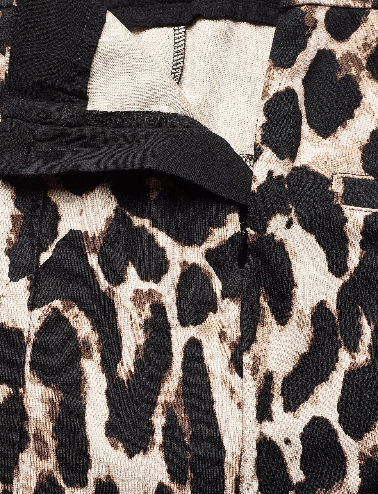 Baum und Pferdgarten JONI - Spodnie BEIGE WILD LEOPARD - Kobiety Odzież.
