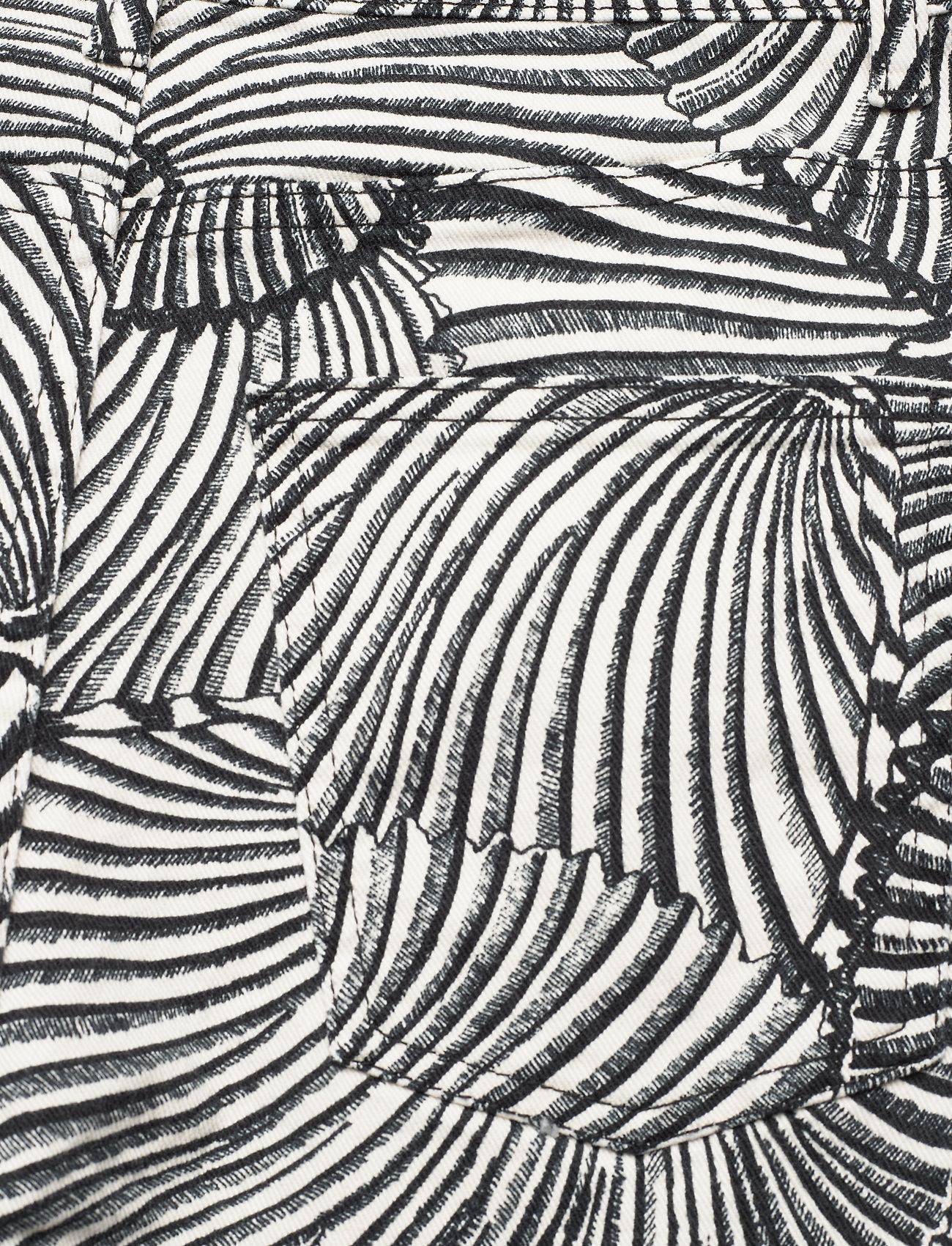 Baum und Pferdgarten - NANCY - straight regular - black tiger shell - 4