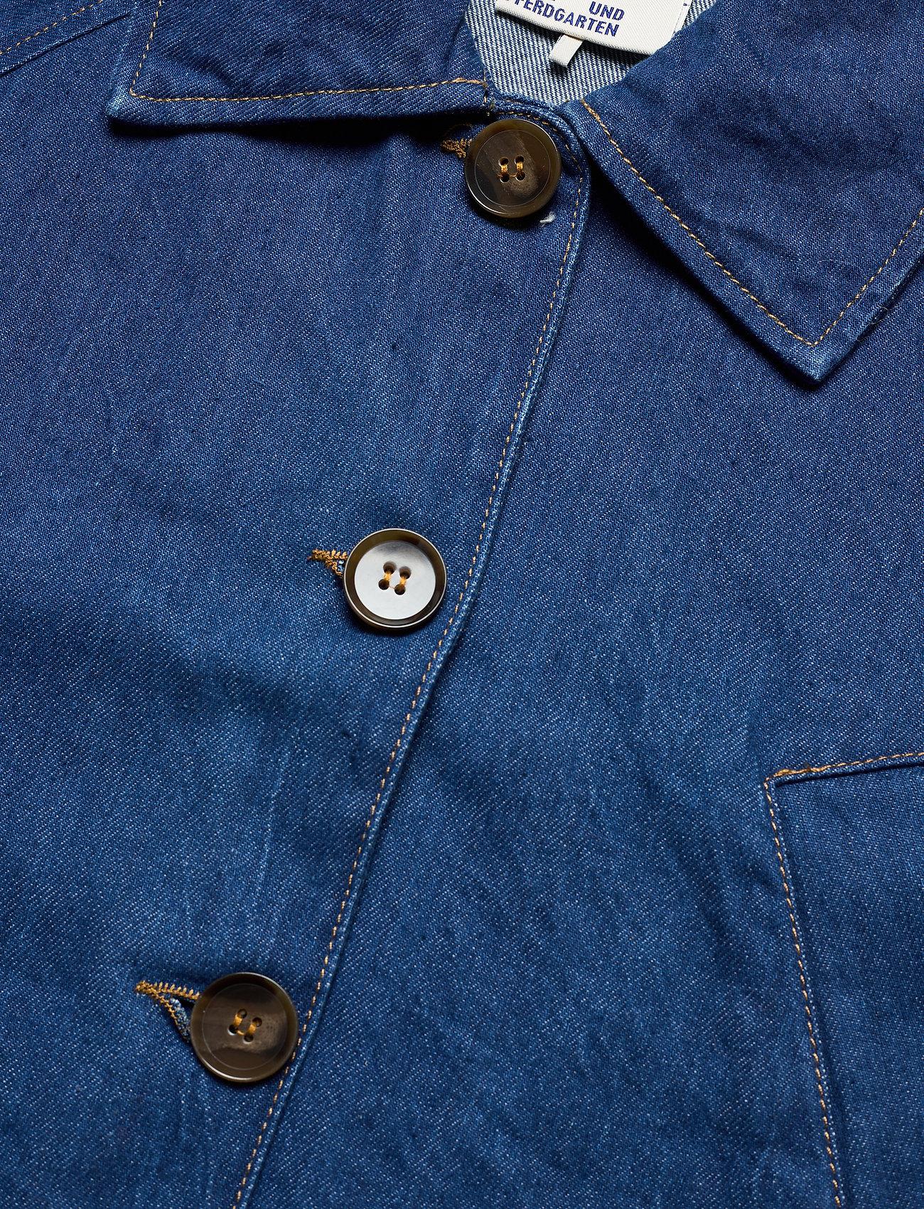 Baum und Pferdgarten - BEVERLY - jeansjacken - mid blue raw - 3