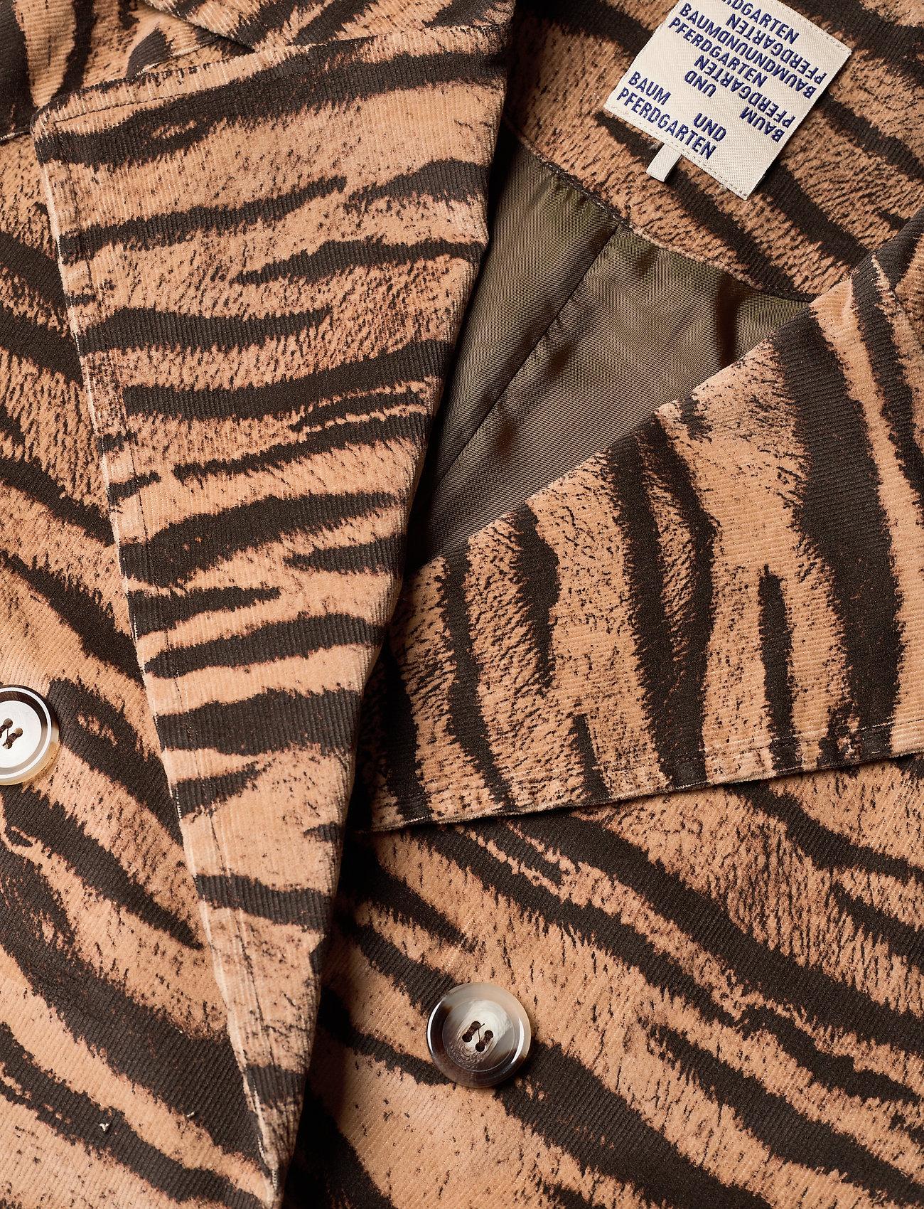 Baum und Pferdgarten - DORETTA - trenchcoats - dark tiger - 2