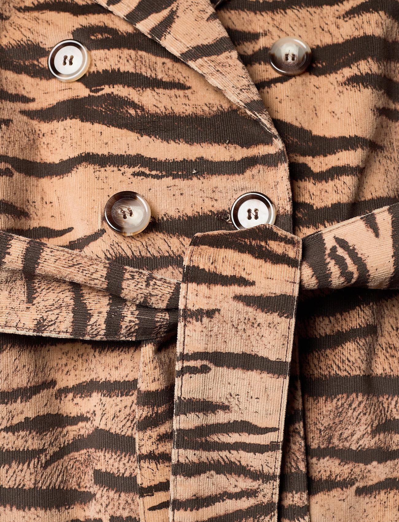 Baum und Pferdgarten - DORETTA - trenchcoats - dark tiger - 3