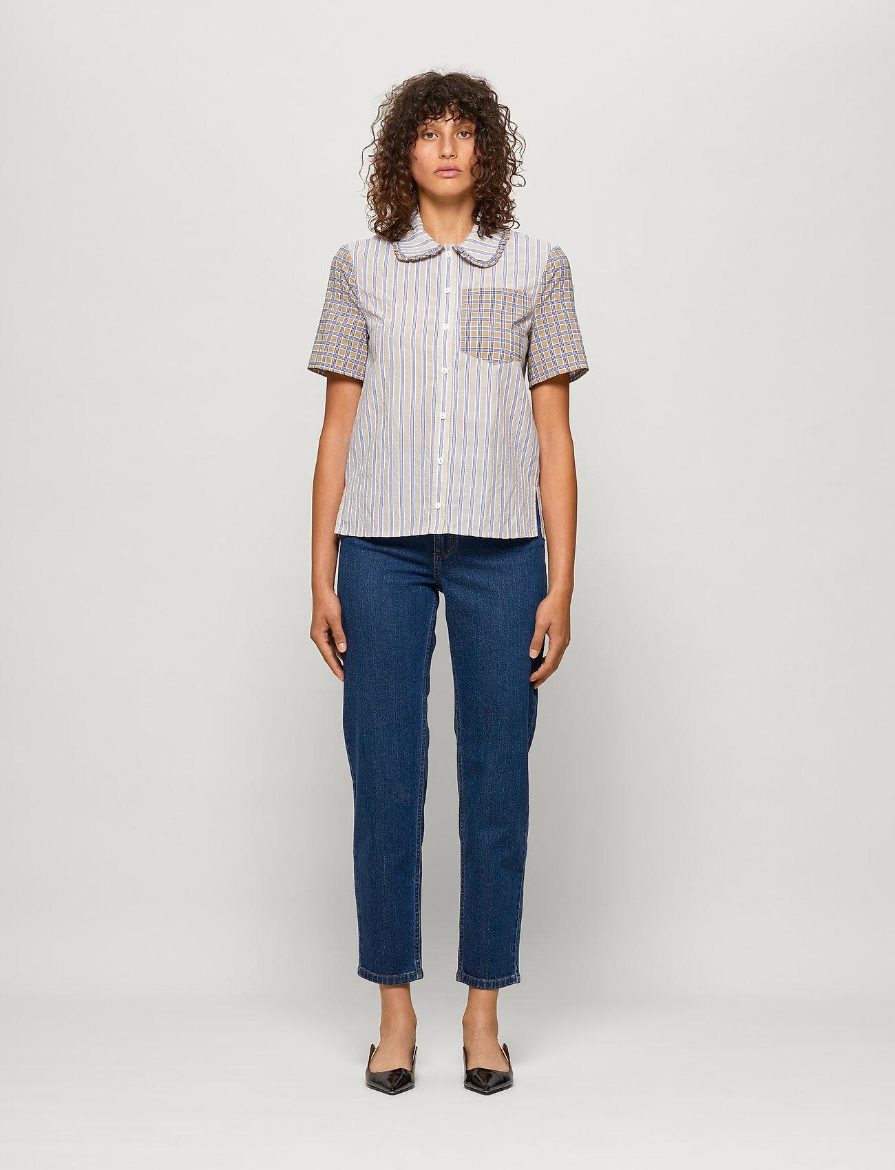 Baum und Pferdgarten - NANCY - straight jeans - dark blue - 0