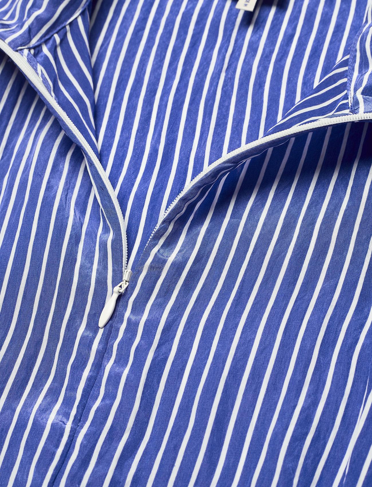 Baum und Pferdgarten - AVANY - zomerjurken - blue white stripe - 3