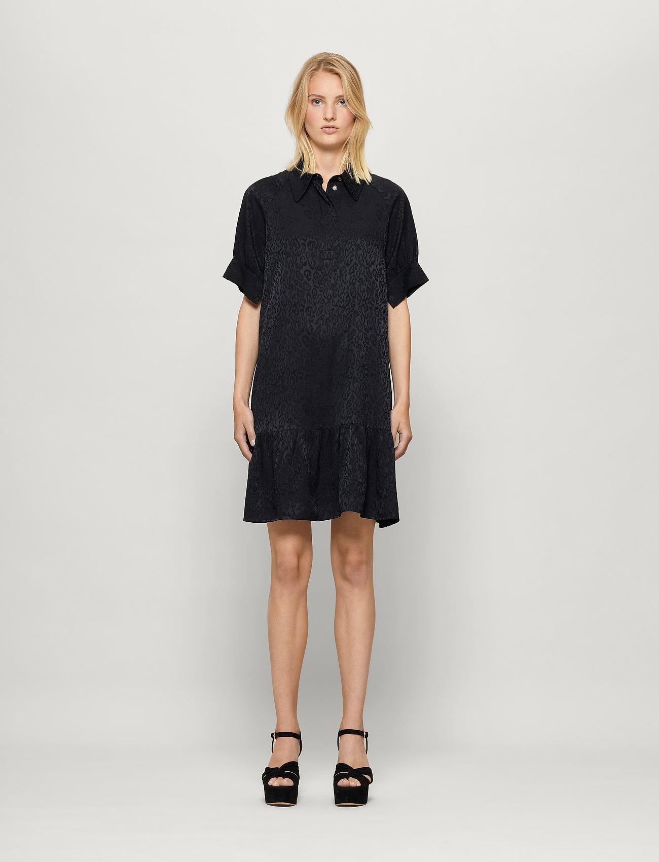 Baum und Pferdgarten - AUDELIA - skjortklänningar - black - 0