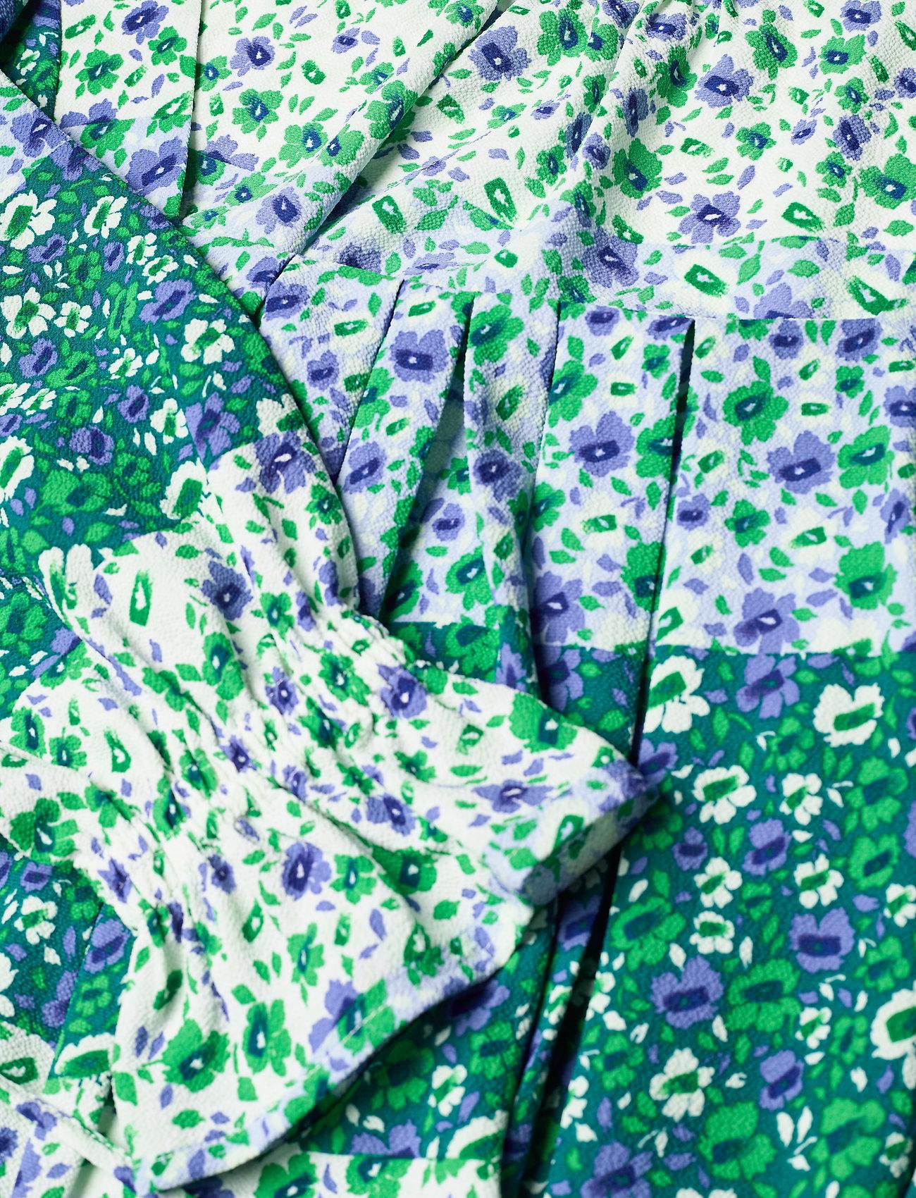 Baum und Pferdgarten - ASAYO - maxi dresses - green ditzy mix - 2