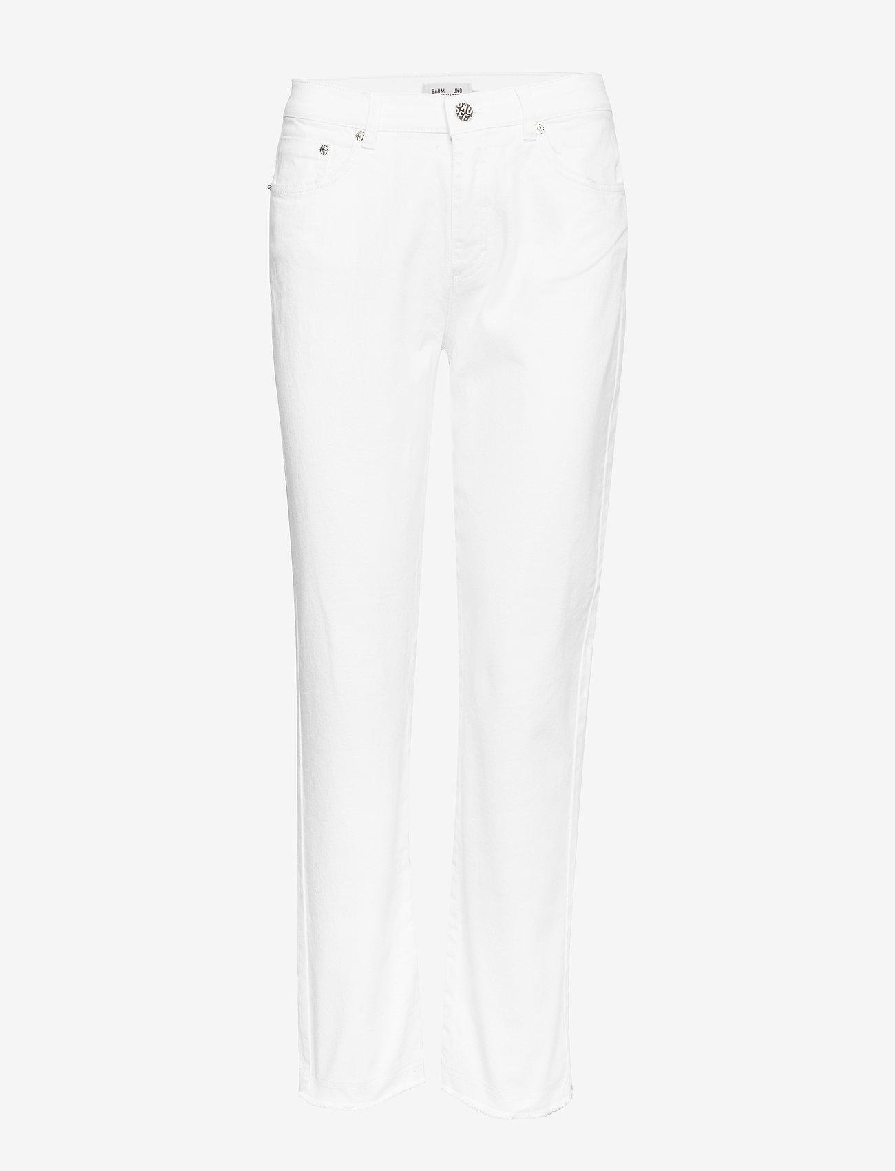 Baum und Pferdgarten - NIKKI - slim jeans - white denim - 0