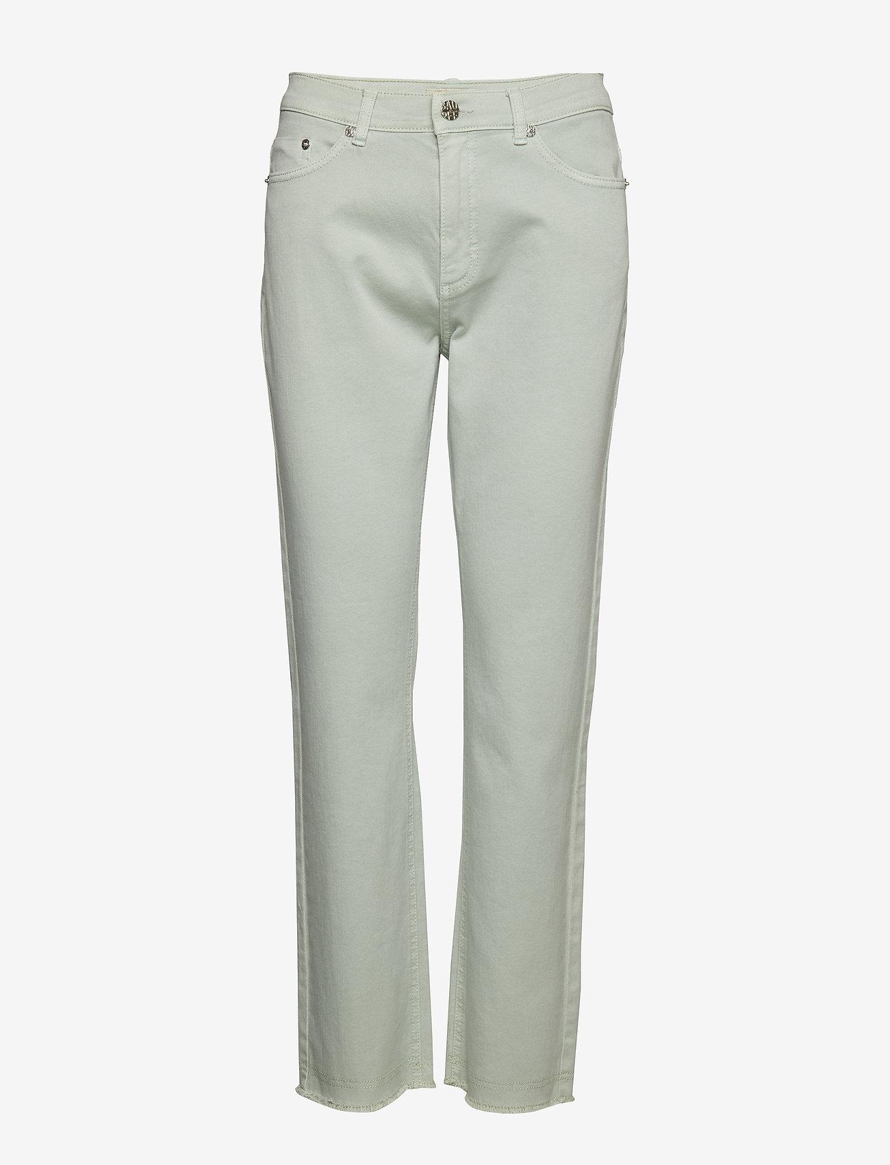 Baum und Pferdgarten - NYX - straight jeans - baby blue wash - 1