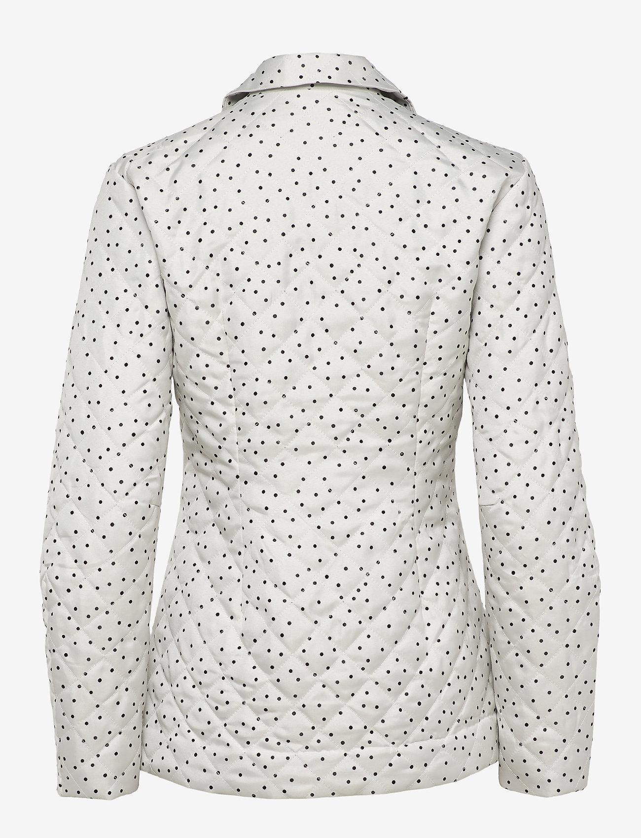 Baum und Pferdgarten - BENTE - blazere - creamblack flying dots - 1