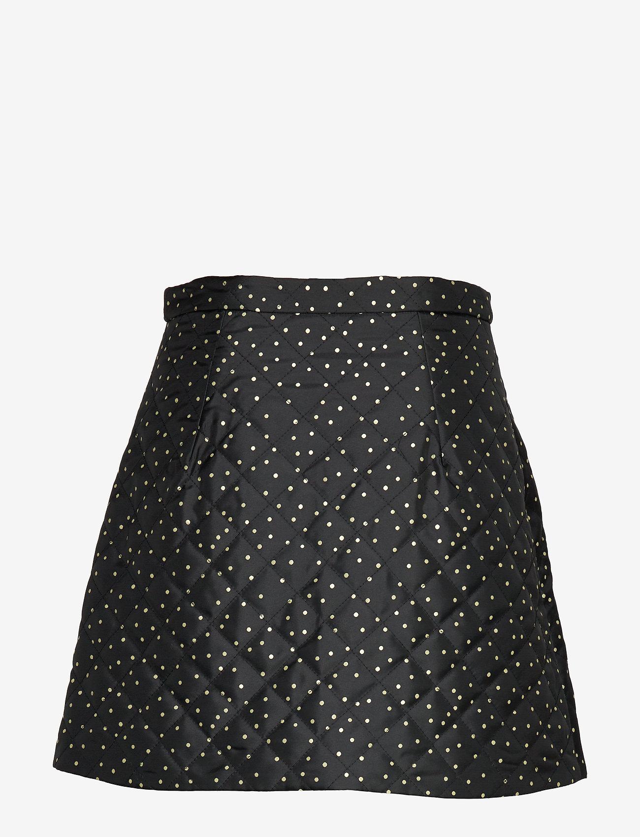 Baum und Pferdgarten - SHERIDAN - korte nederdele - blackstraw flying dots - 1