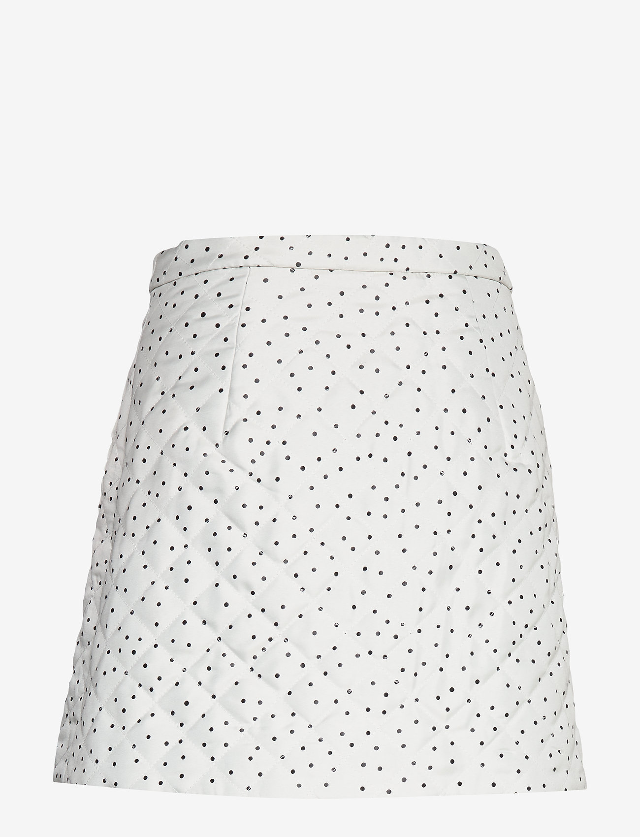 Baum und Pferdgarten - SHERIDAN - korte nederdele - creamblack flying dots - 1