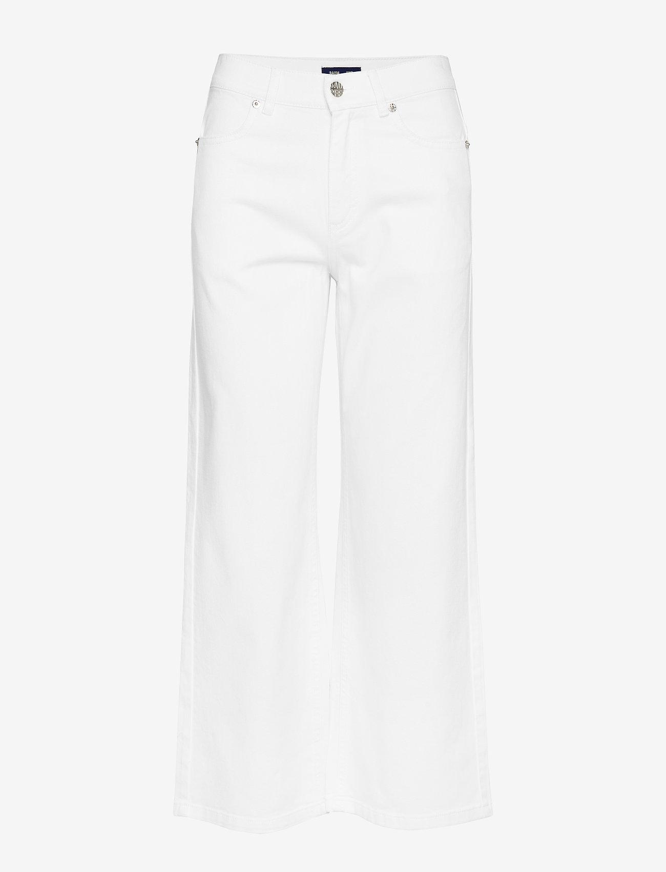Baum und Pferdgarten - NOLA - pantalons larges - white denim - 0