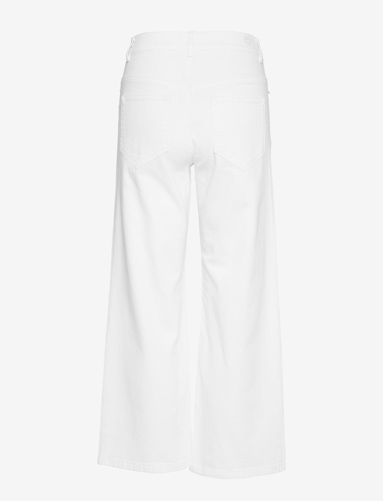 Baum und Pferdgarten - NOLA - vide jeans - white denim - 1