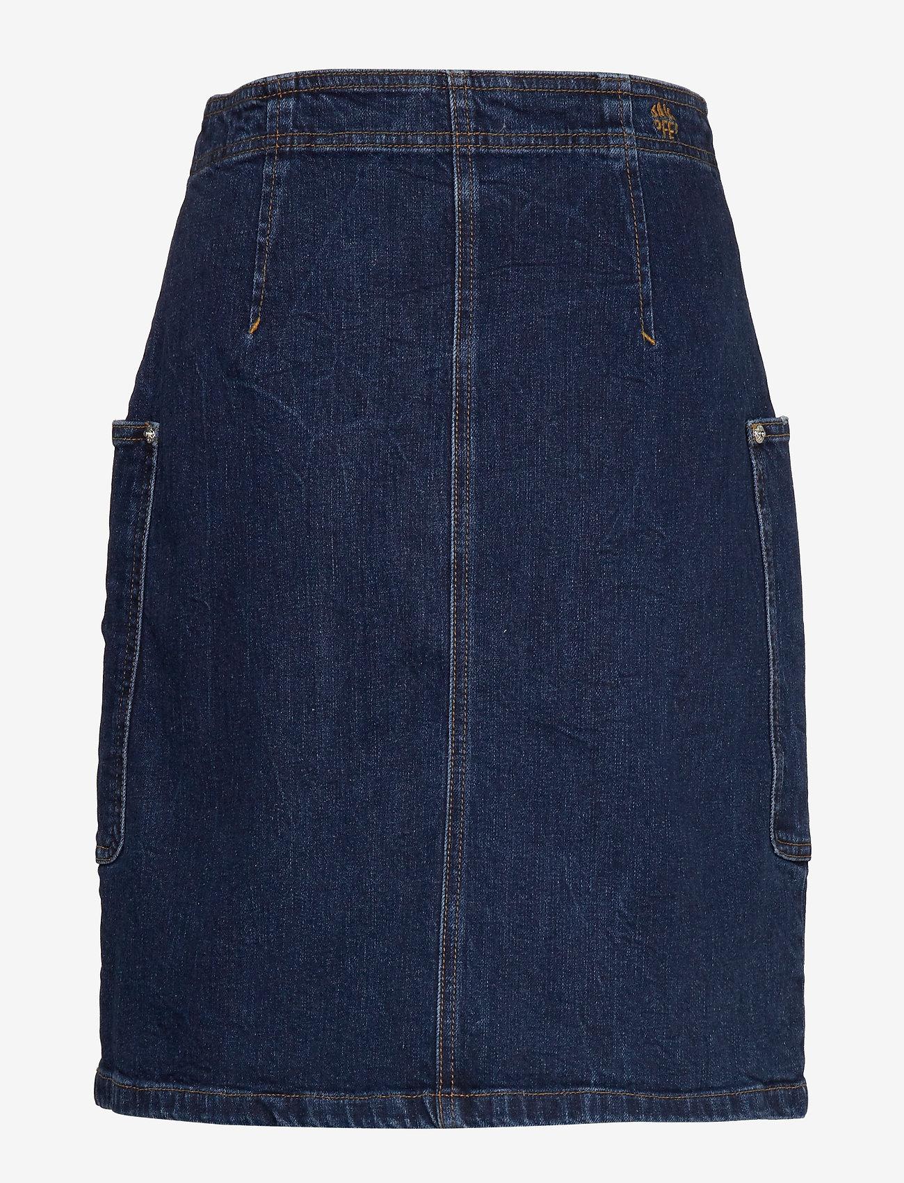 Baum und Pferdgarten - SHANTEL - jeansowe spódnice - authentic denim wash - 1