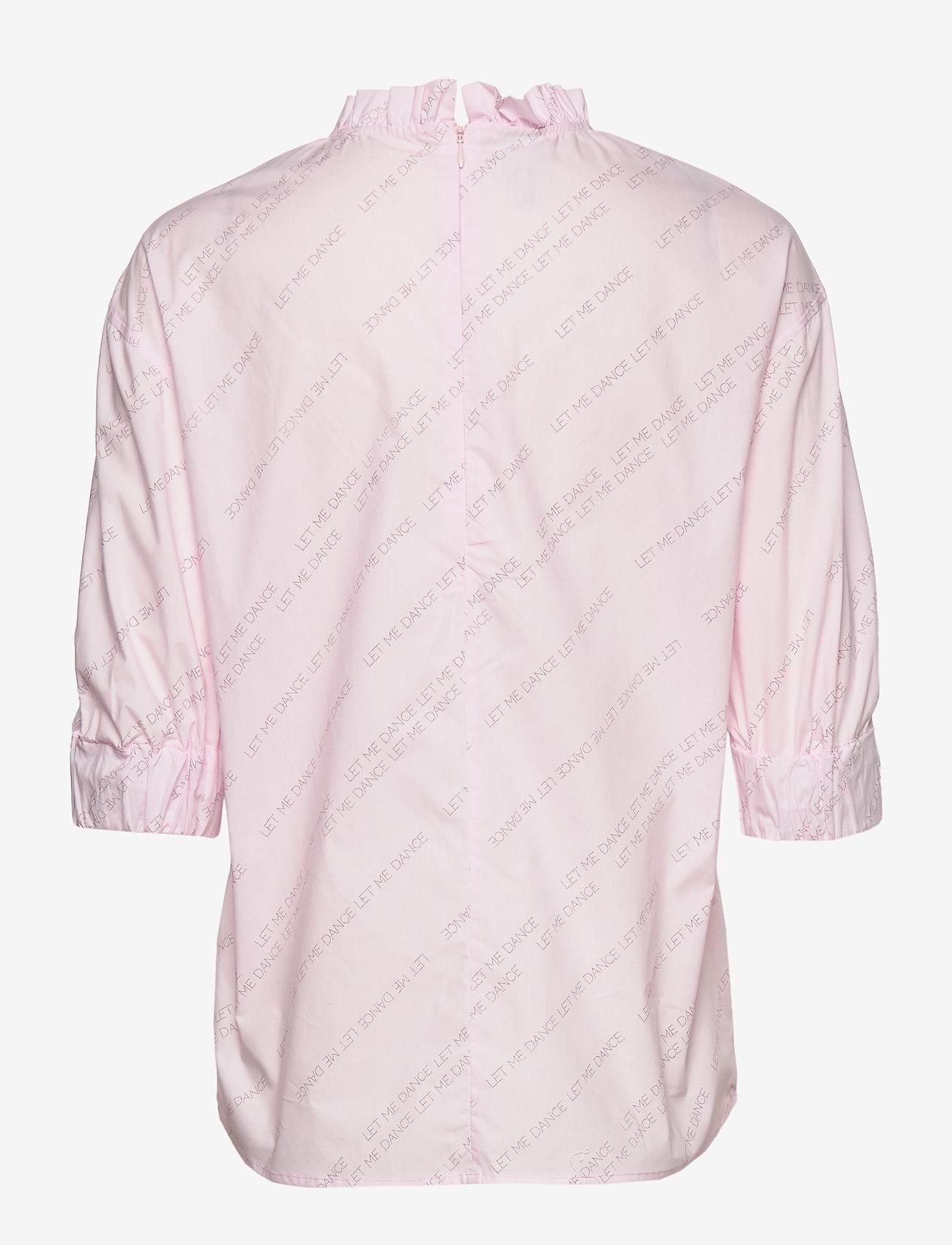 Baum und Pferdgarten - MEADOW - blouses à manches courtes - pink letmedance - 1