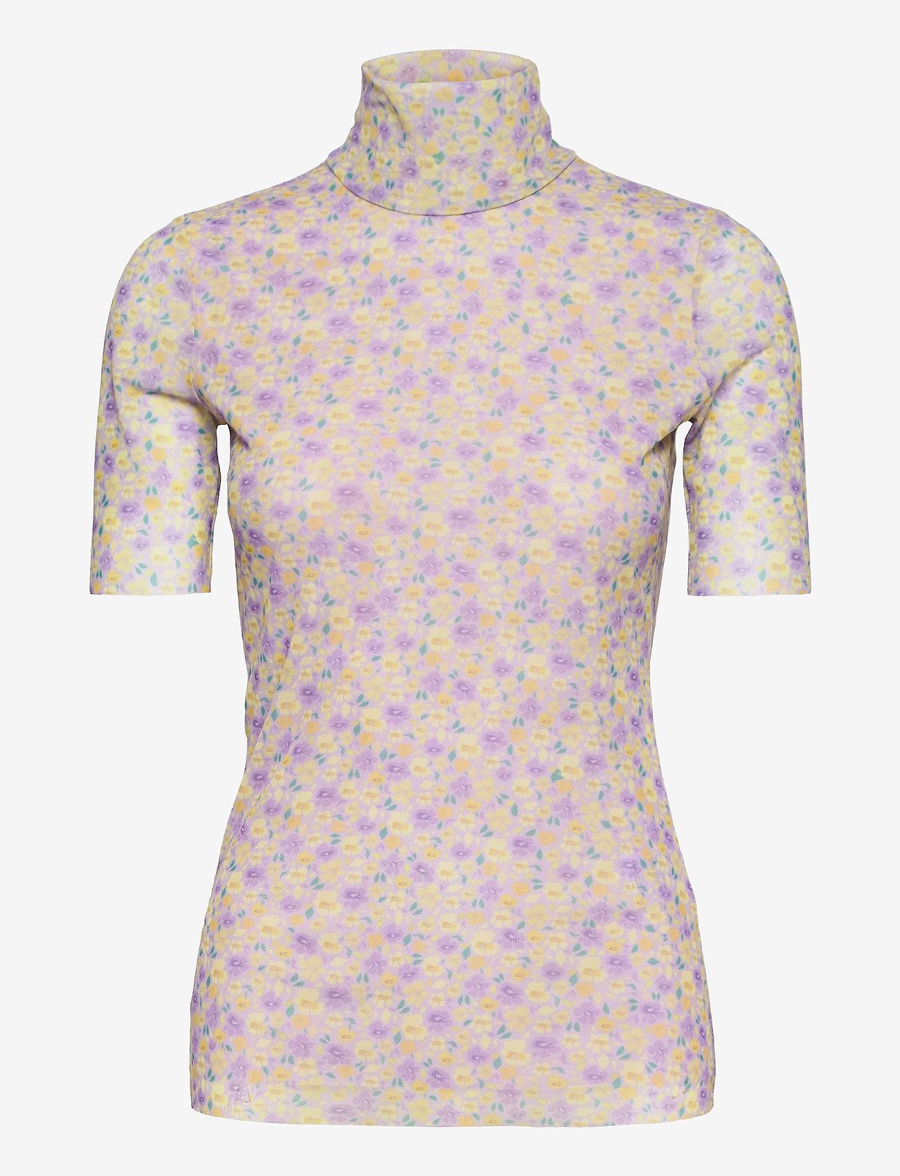 Baum und Pferdgarten - JILIANNE - t-shirts - grey ditzy floral - 0
