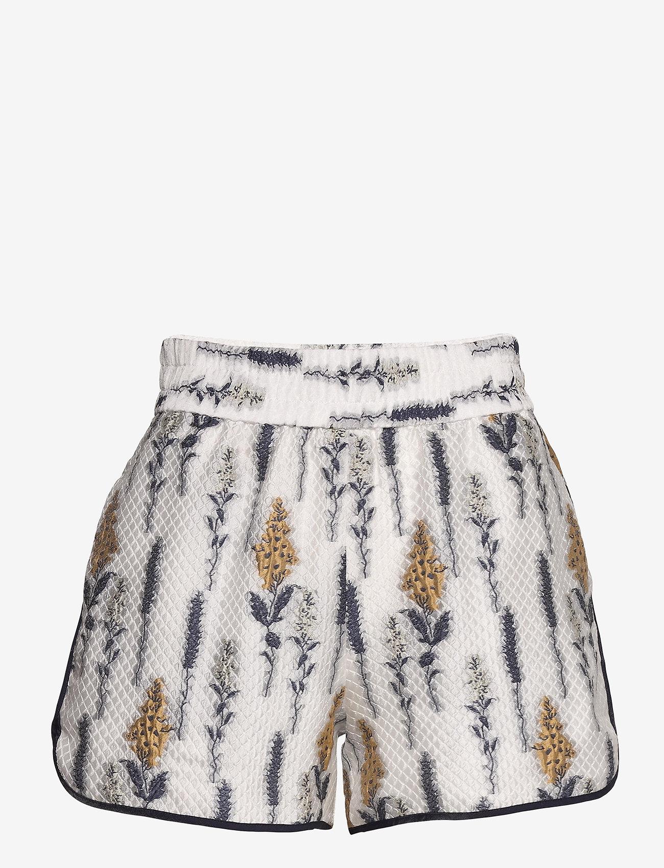 Baum und Pferdgarten - NAOMI - casual shorts - organza flower - 1