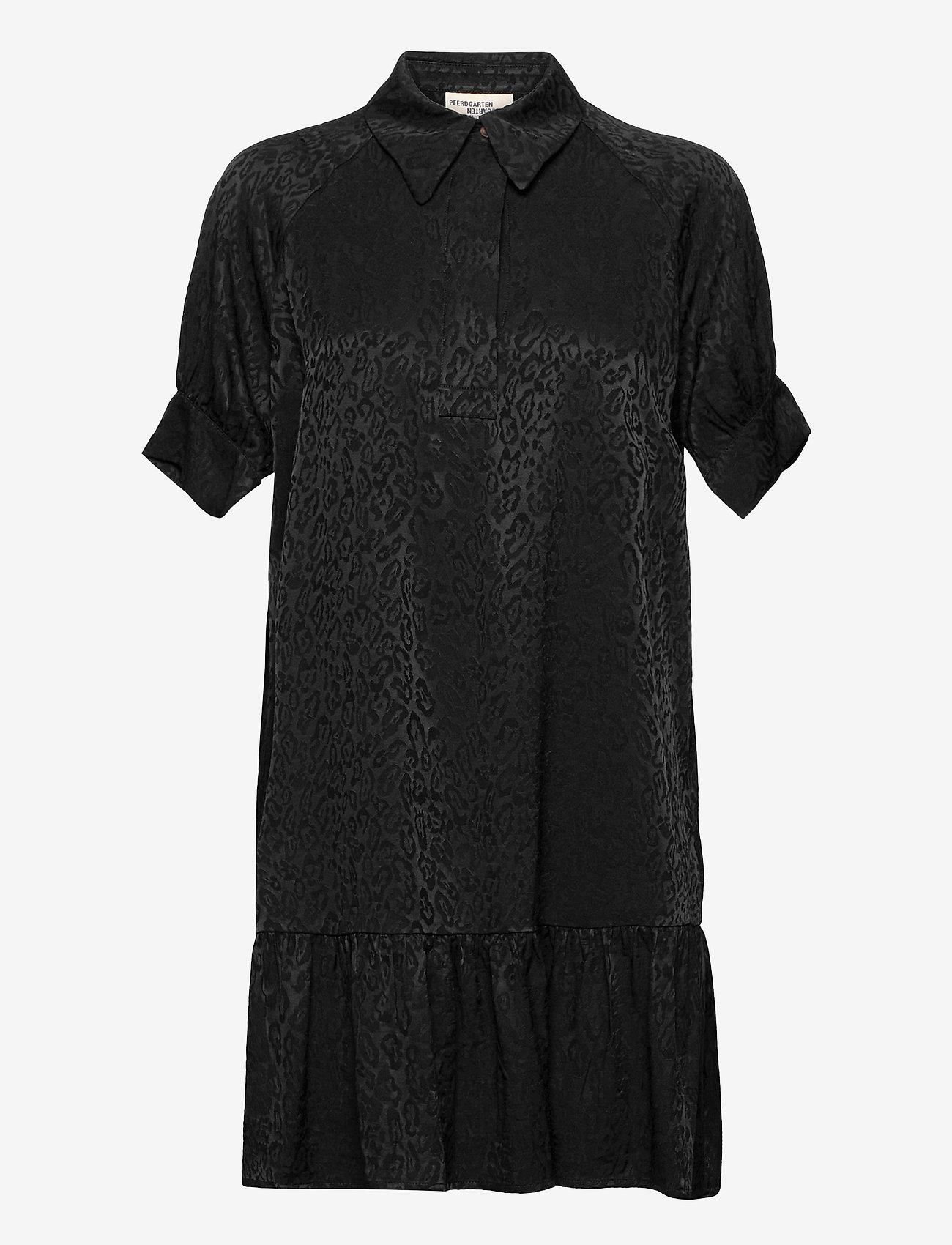 Baum und Pferdgarten - AUDELIA - skjortklänningar - black - 1
