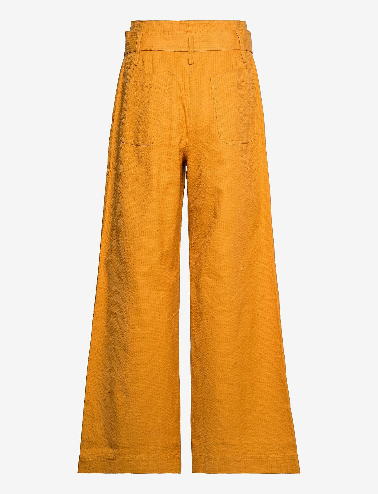 Baum und Pferdgarten - NUMIE - bukser med brede ben - sunflower love - 1