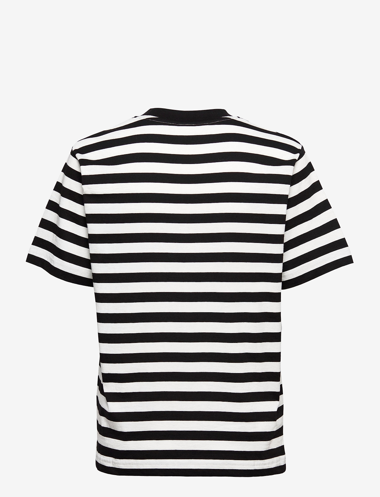 Baum und Pferdgarten - JALO - t-shirts - black and white stripe - 1