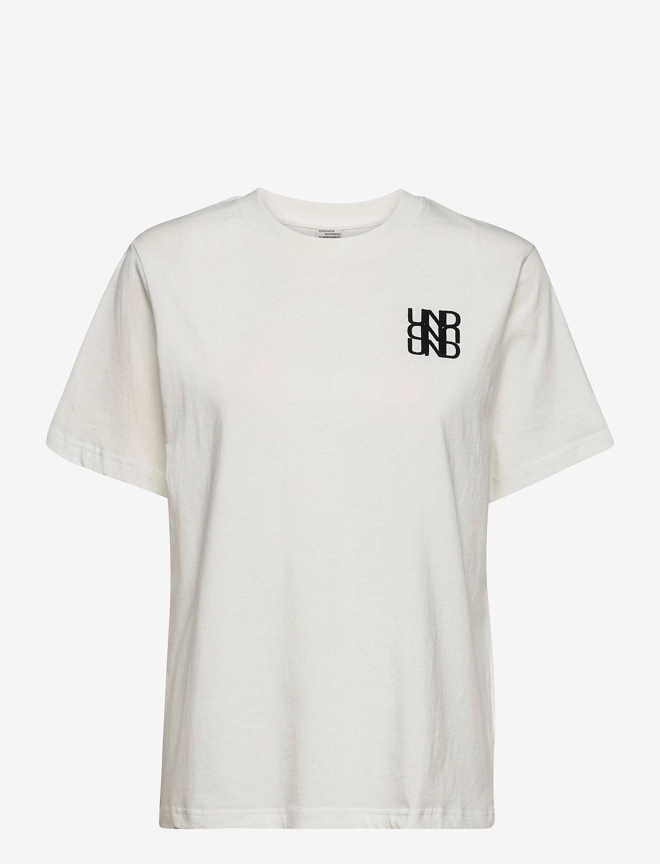 Baum und Pferdgarten - JALO UND - t-shirts - white black und - 0