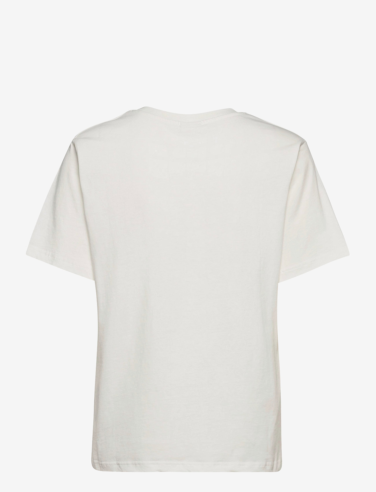 Baum und Pferdgarten - JALO UND - t-shirts - white black und - 1