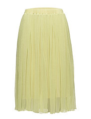 SIGRID SKIRT - GREEN SULPHUR