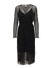ACCASSIA DRESS - BLACK