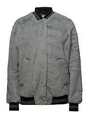 BLINN JACKET - DUSTY BLUE