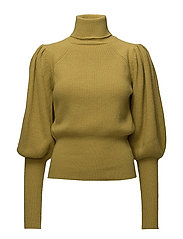 CATARINA SWEATER - GREEN SULPHUR