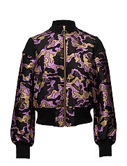 BLOSSOM JACKET - PINK GOLD ARMY