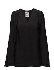 MALA BLOUSE - BLACK