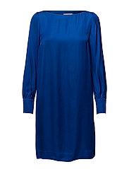 ABRIANA DRESS - OLYMPIAN BLUE