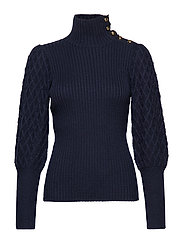 CURDELIA - NIGHT BLUE KNIT