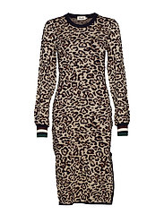 CHANA - LUREX LEOPARD