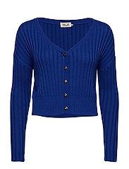 CARLEIGH - MAZARINE BLUE