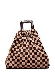 Kinu Bags Top Handle Bags Brun BAUM UND PFERDGARTEN