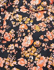 Baum und Pferdgarten - NATIA - vide bukser - peachblack floral - 3