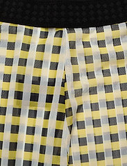 Baum und Pferdgarten - JAZZLYN - leggings - yellow black check - 2