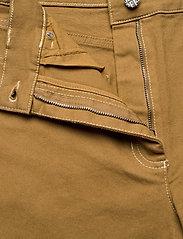 Baum und Pferdgarten - NIKKA - pantalons larges - dijon brown - 4