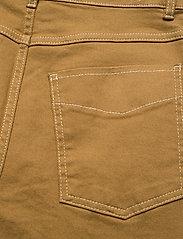 Baum und Pferdgarten - NIKKA - pantalons larges - dijon brown - 5