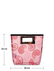 Baum und Pferdgarten - KATE - handbags - pink shell wallpaper - 5